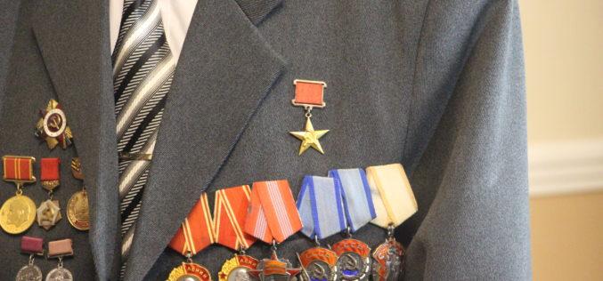 ГКДО чествует ветеранов ВОВ