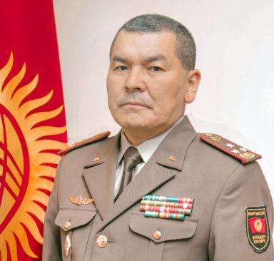 Тердикбаев Эрлис Джекшенович