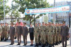 Руководство ВС КР поздравило лицеистов и курсантов с 1 сентября.