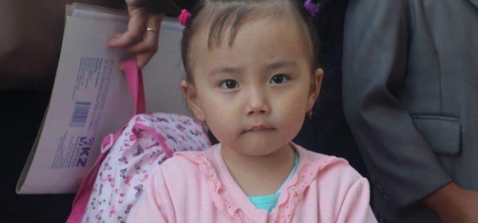 Открытие детского сада «Мурас»