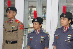 Индийские кадеты в Кыргызстане