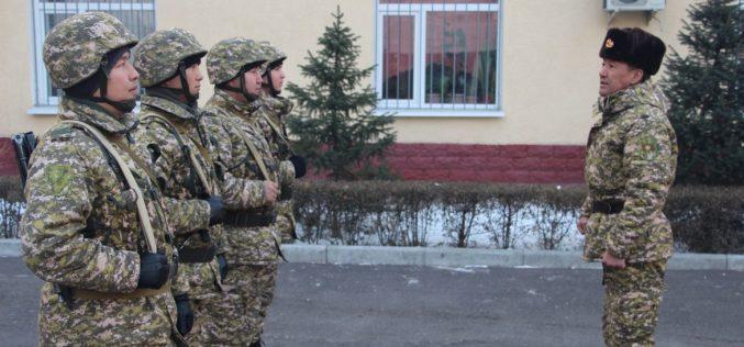 В ВС КР завершены тактико-строевые занятия по боевой и мобилизационной готовности
