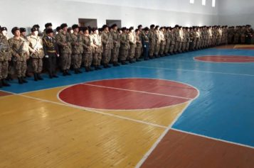 Завершение заключительного этапа сбора мобилизационного резерва (СМР) 2018 года