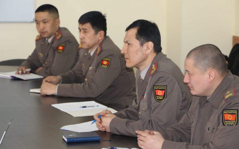 Встреча с представителями НАТО