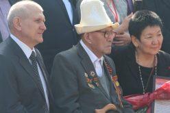 100 лет ветерану Великой Отечественной
